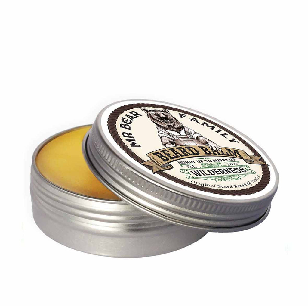 Mr Bear Family Wilderness Beard Balm