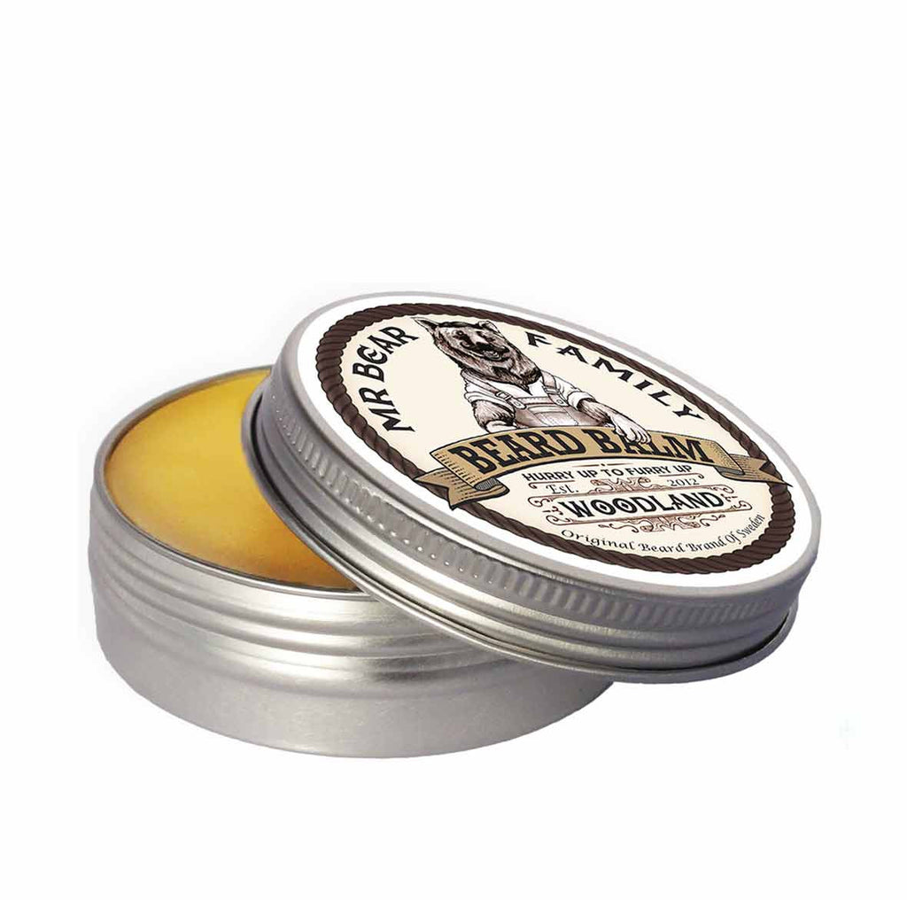 Mr Bear Family Woodland Beard Balm