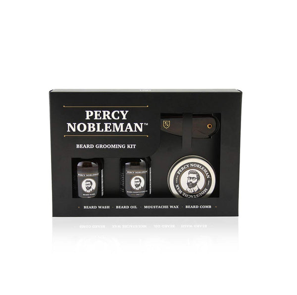 Percy Nobleman - Beard Grooming Kit