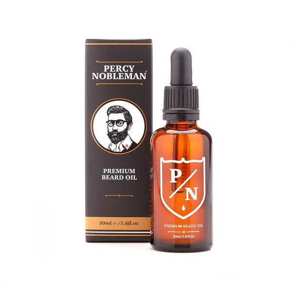 Percy Nobleman - Premium Beard Oil