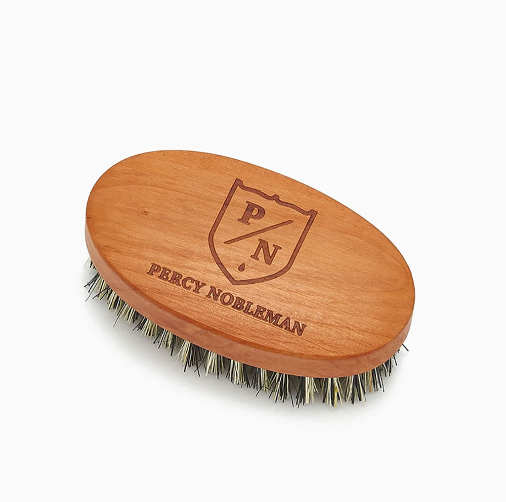 Percy Nobleman Vegan Beard Brush