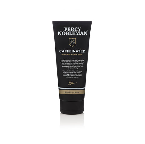 Percy Nobleman Caffeinated Shampoo and Body Wash