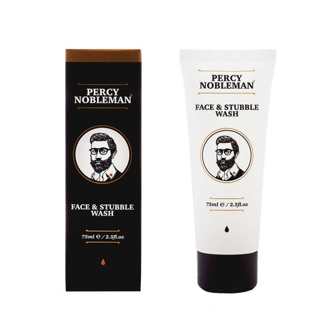 Percy Nobleman Face and Stubble Wash