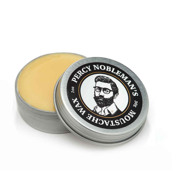 Percy Nobleman - Moustache Wax (20ml)