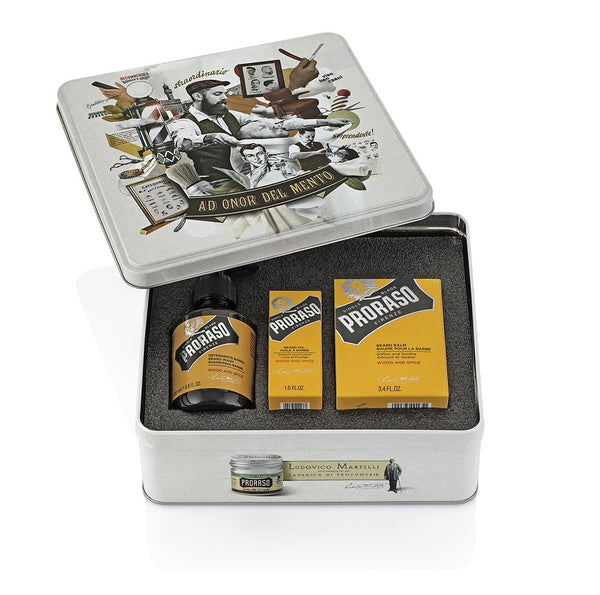 Proraso Beard Care Tin
