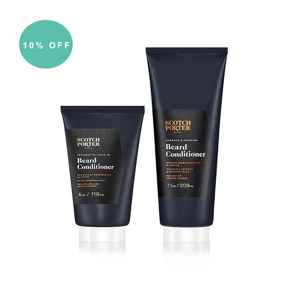 Scotch Porter Beard Conditioner Duo