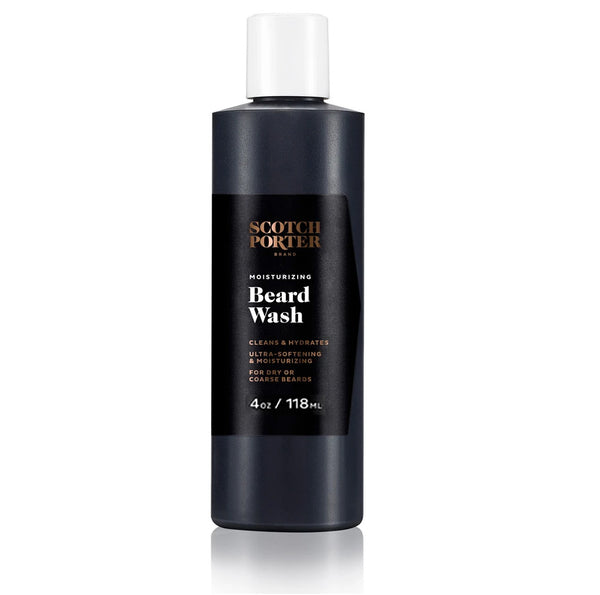 Scotch Porter Moisturising Beard Wash