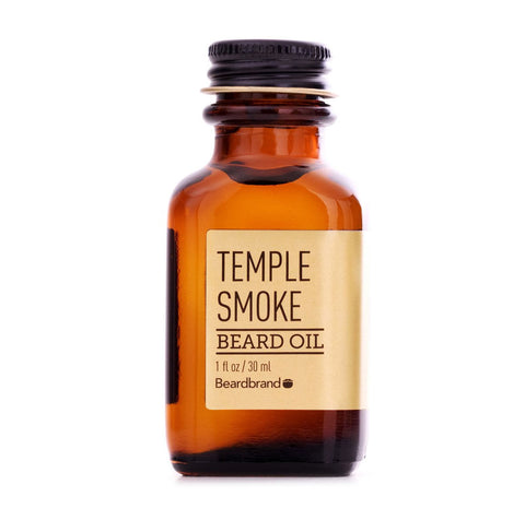 Beardbrand Beard Oil Temple Smoke