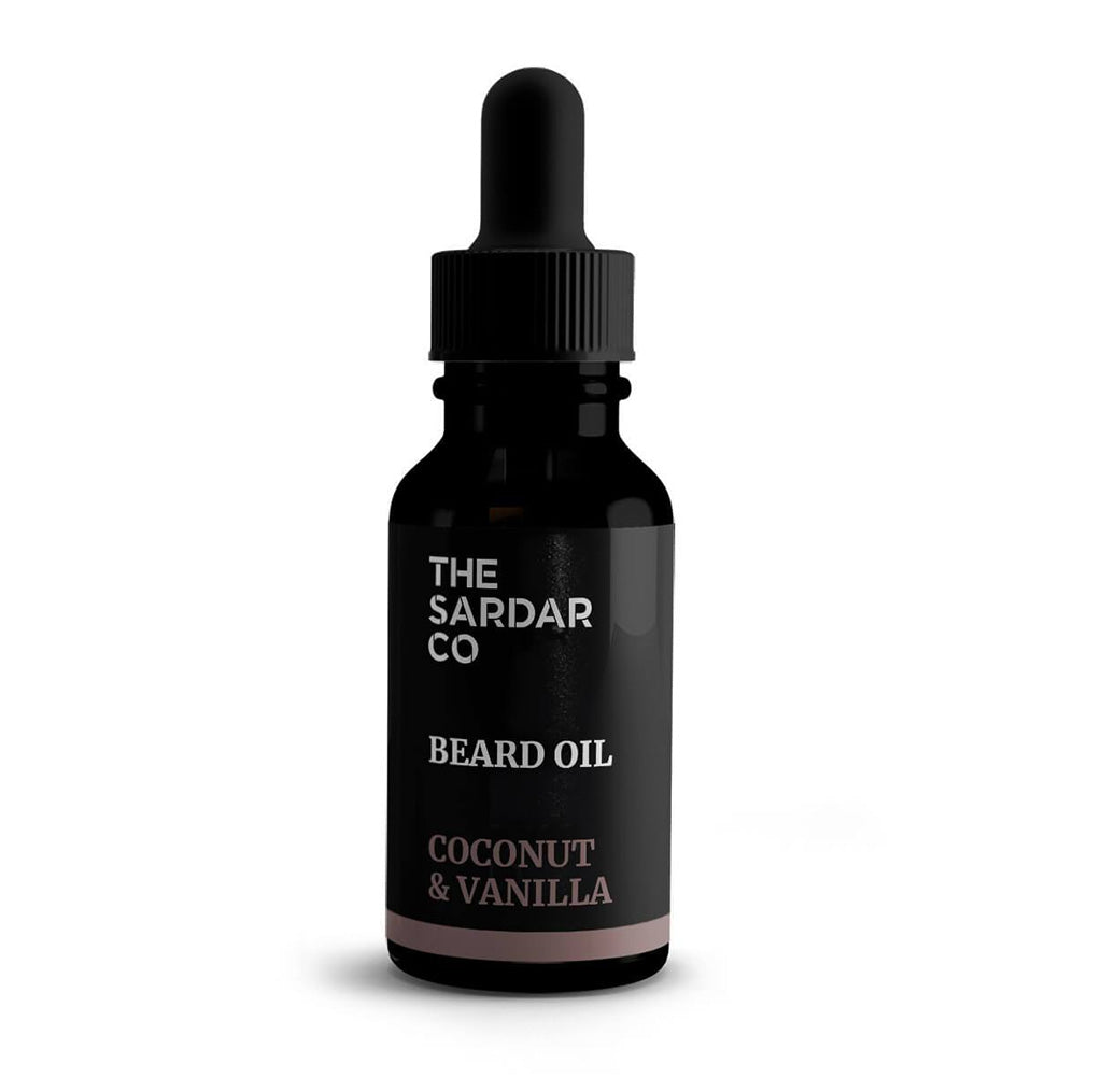 The Sardar Co Coconut & Vanilla Beard Oil