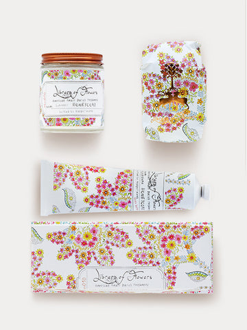 Honeycomb Gift Trio: Candle, Soap & Hand Cream