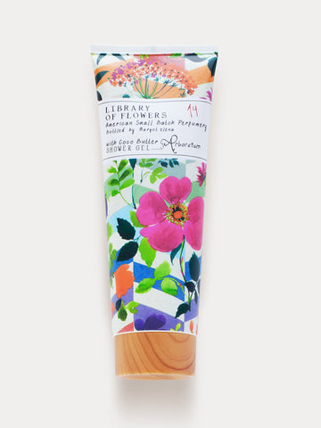 Library of Flowers Arboretum Shower Gel