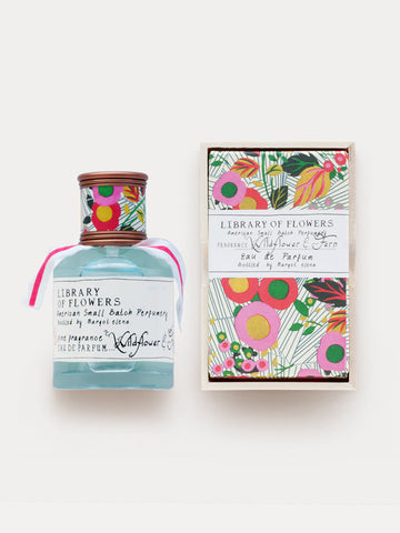 Library of Flowers Wildflower & Fern Eau de Parfum