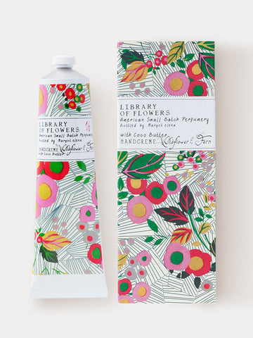 Library of Flowers Wildflower & Fern Handcreme