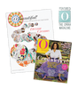 Library of Flowers Parfum Crema featured in Oprah Magazine