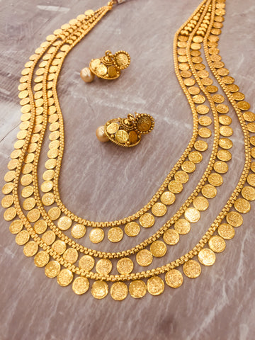 Kasumala long chain  set