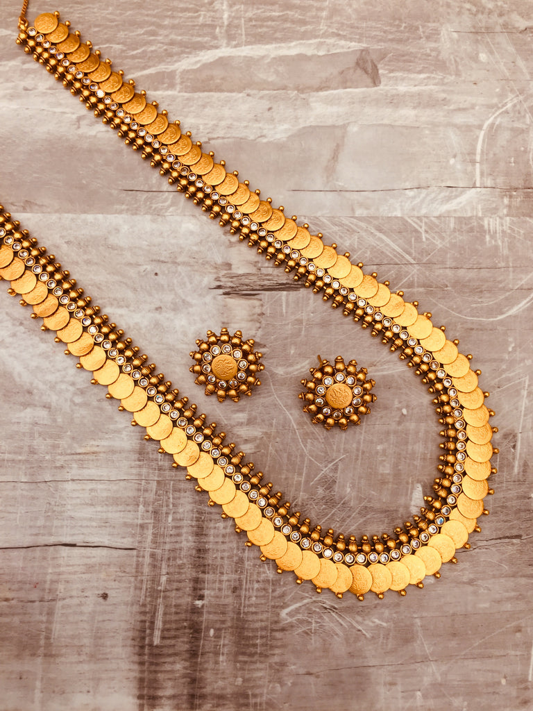 Temple jewellery- longchain