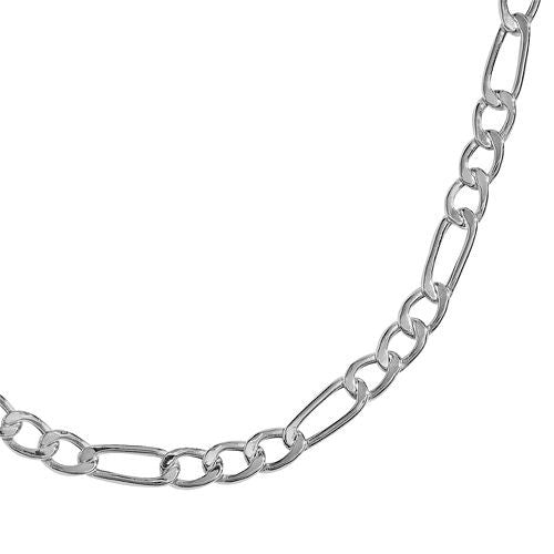 "20"" Figaro link chain"