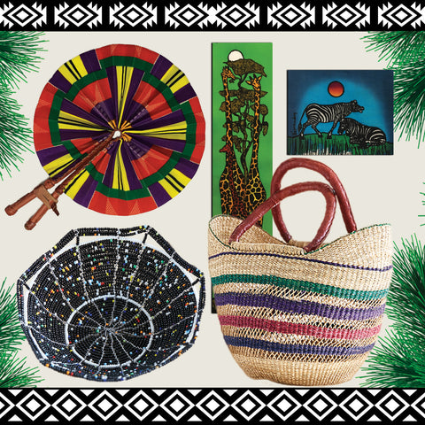 African Winter Gift Basket Special