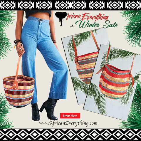 1 Kenyan Bag Winter Gift Special