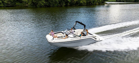 How to soundproof a Bayliner Boat with B-Quiet Automotive Sound Deadening - B-Quiet