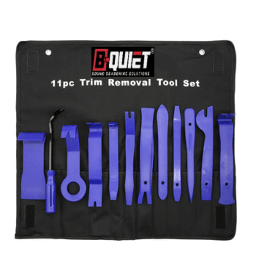 11 Piece Trim Removal tool set with Carrying Case.
