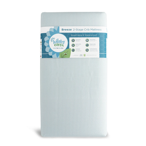 Breeze 2-Stage Crib Mattress