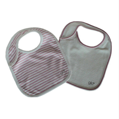 Organic Cotton Classic Stripe Bib Set