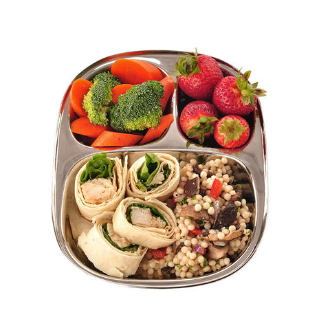 Stainless Steel Tray - Large