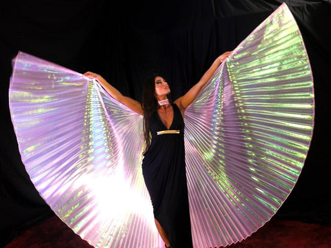 Opal Light Pink Wings