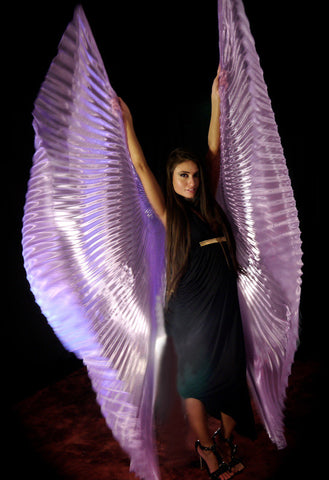 Purple Wings