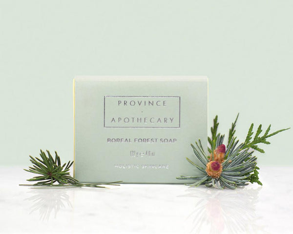 We're so excited to launch our NEW Boreal Forest Soap!