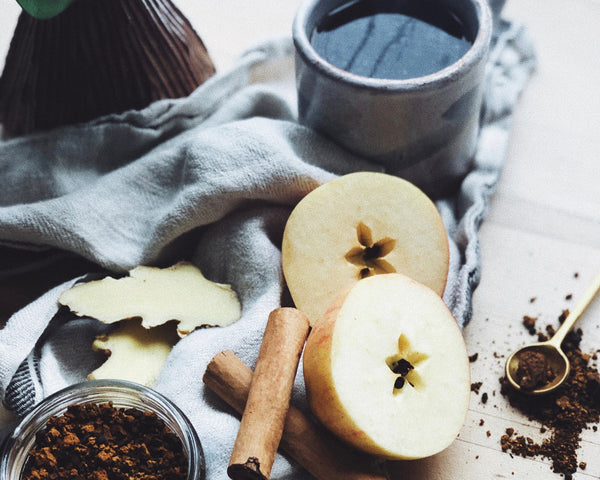 Chaga Apple Cider For The Holidays