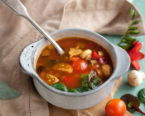 A Guide to warming foods for winter by Fran Allen