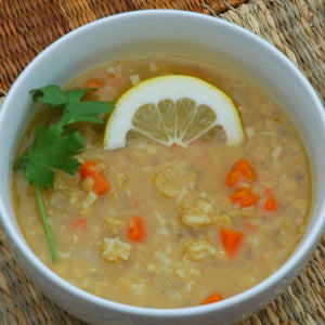 LH Arabian Lentil & Rice Soup