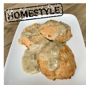 LH Homestyle Biscuits & Gravy
