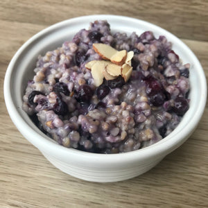 PF Blueberry Almond Steel Cut Oatmeal