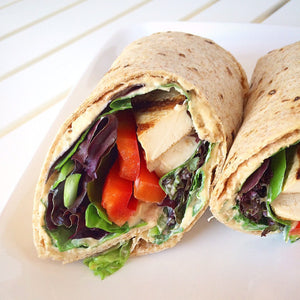 Grilled Sesame Wrap