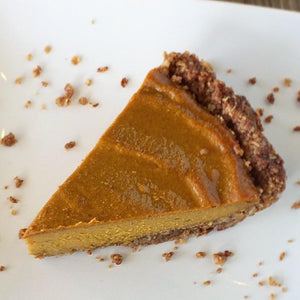 PF Pumpkin Pie - Slice