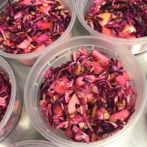 LH Red Cabbage Slaw