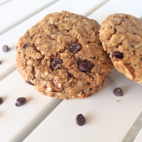 .  Trail Mix Cookies - Four