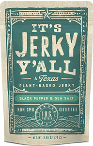 .  It's Jerky Y'all