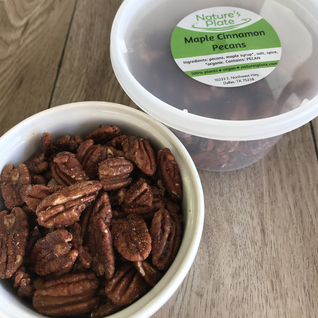 PL Maple Cinnamon Pecans