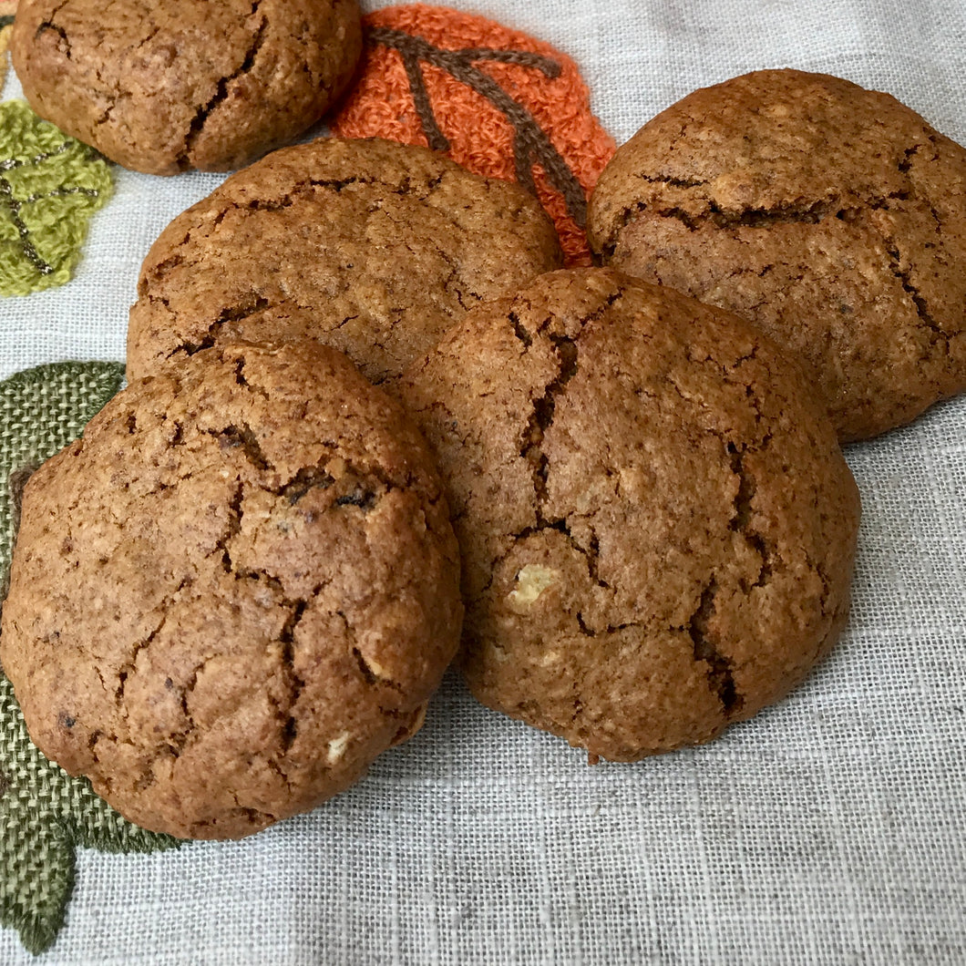 LH Pumpkin Spice Cookies - FOUR