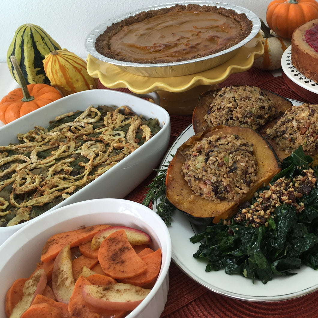 Nov. 12th Cooking Class: Holiday Sides & Desserts