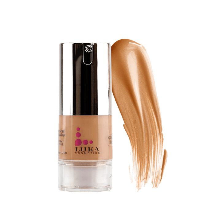 Free Foundation + Primer Kit (Just pay shipping) Luka Brands International Inc. Deep Neutral