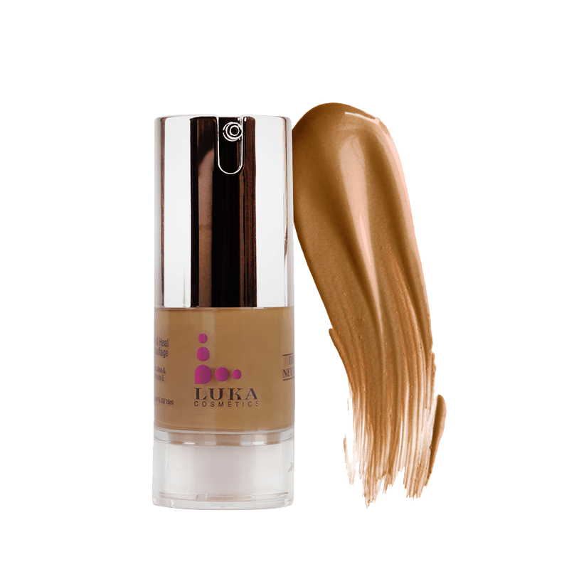 Free Foundation + Primer Kit (Just pay shipping) Luka Brands International Inc. Golden Deep