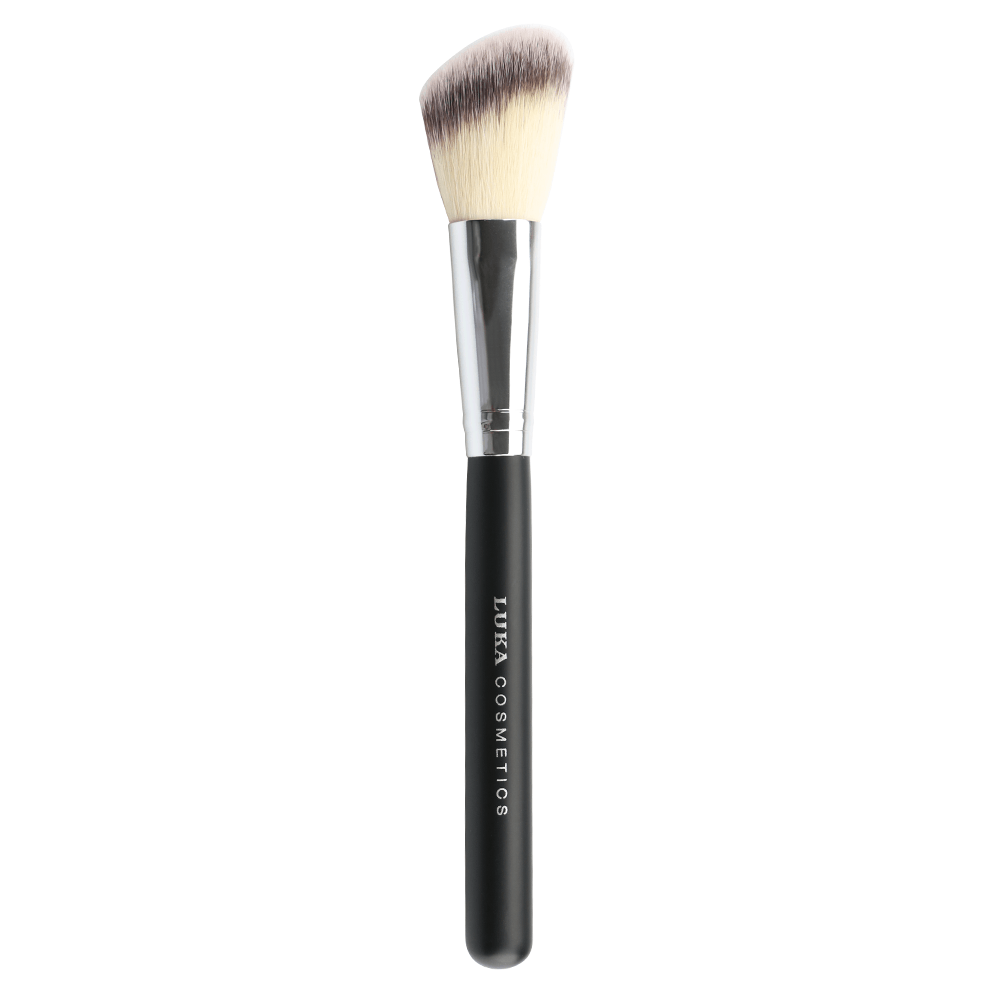 Vegan Angled Blush Brush Luka Inc.