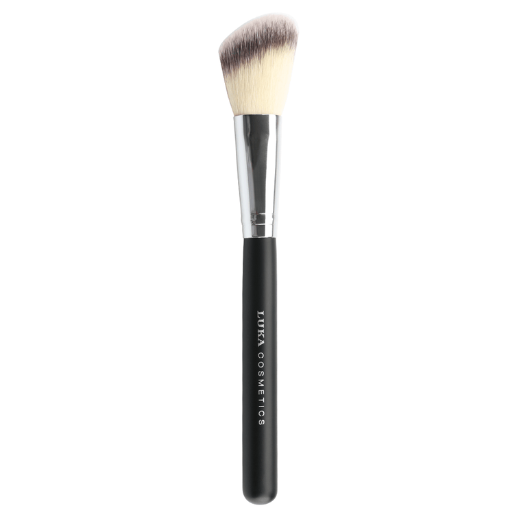 Vegan Angled Blush Brush