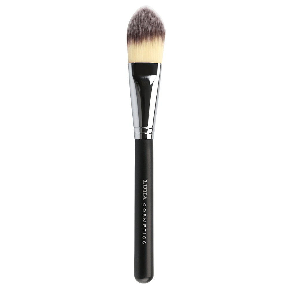 Vegan Jumbo Foundation Brush Luka Inc.