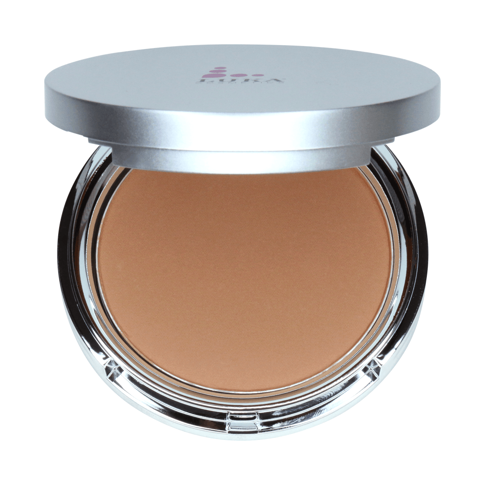Smooth Touch Pressed Powder Face Primer Luka Inc. Amber